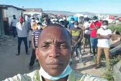 Aboubakar Soumahoro annuncia la manifestazione dei braccianti a Bari