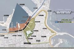 Collegare Bari vecchia e il castello con il mare, ecco il progetto ambizioso che il Comune ha candidato al 'PAC'