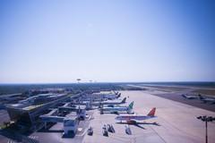 Aeroporto di Bari, bene anche il traffico di luglio