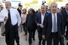 """Albano a Bari per """"Una Puglia Pulita"""": «La plastica va messa nel posto giusto non in mezzo alle strade»"""