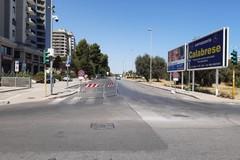 Bari si prepara al G20, sulle strade arrivano transenne, new jersey e dissuasori mobili