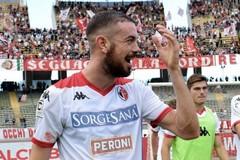 SSC Bari, Sabbione: «A Catanzaro andiamo per vincere. Porte chiuse? Dispiace»
