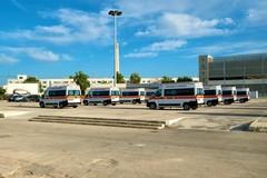 """Asl Bari, arrivano 20 nuove ambulanze: """"Centri mobili di Rianimazione su quattro ruote"""""""