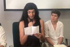 L'intervento di Anita alla firma del protocollo B-Pride