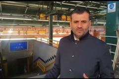 Al via i lavori d'allargamento nel sottopasso della stazione di Bari. Decaro: «Accessibile a tutti»
