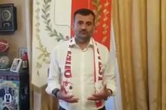 Reggiana-Bari, l'augurio di Decaro ai calciatori: «Migliaia di tifosi saranno con voi»