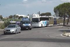 Cara di Bari-Palese, arrivati stamattina 340 migranti dalla Sicilia