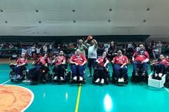 Campionato nazionale di calcio in sedia a rotelle, vince Asd Oltre Sport di Bari
