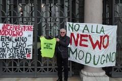 I comitati contro l'inceneritore Bari-Modugno. Mangano: «Decaro mantenga la parola»