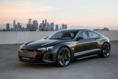 """Audi e-tron GT: un vero e proprio """"colpo di fulmine"""""""