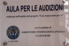 Bari, nella caserma carabinieri di via Tanzi una stanza per accogliere donne vittime di violenza