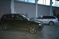 Furti d'auto, ritrovati in provincia di Bari 3 veicoli utilizzati per compiere azioni criminali
