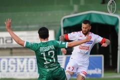 Fella-goal, l'Avellino fa festa. Bari ko nello scontro diretto: 1-0 al Partenio