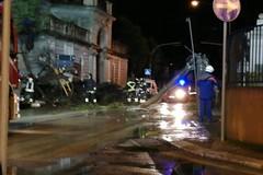 Tragedia sfiorata in via Amendola a Bari, albero caduto col forte vento