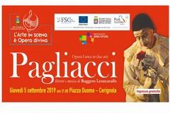 """""""Pagliacci"""" a Cerignola in piazza Duomo"""