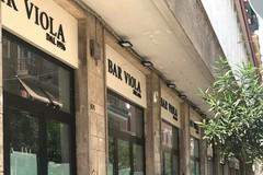 Bari, dopo i lavori di ristrutturazione riapre i battenti il bar Viola