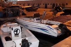 Bari, rubano una barca dal porto di Torre a Mare: due arresti e due denunce