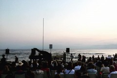 Il concerto all'alba a Torre Quetta