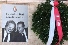 Bari ricorda la strage di via d'Amelio, Decaro: «Lealtà e legalità il patrimonio di Borsellino»