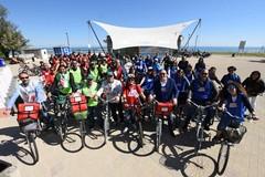 Festa dei lavoratori, a Bari una biciclettata in favore dei diritti dei riders