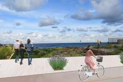 Torre a Mare ecco il progetto della ciclabile, dal porto al centro