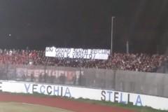 "Una ""invasione"" di tifosi del Bari a Bisceglie"