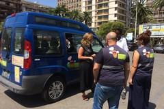 Il welfare non va in vacanza, il PIS in giro per Bari