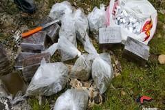 Spacciava droga a Cassano delle Murge, arrestato pregiudicato