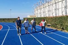 Bari, ultimati i lavori per la pista di atletica al Bellavista di Japigia