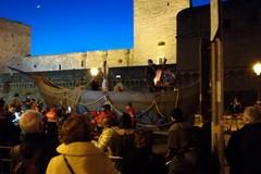Corteo storico di San Nicola, partito lo spettacolo da Bari vecchia