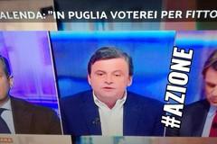 Regionali in Puglia, centrosinistra spaccato. Calenda e +Europa con Renzi