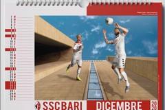 La presentazione del calendario SSC Bari