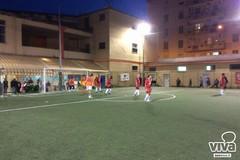 Al Redentore la partita di calcetto solidale fra Lions Bari e consiglieri comunali