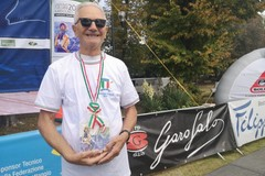 Canottaggio, Cristoforo De Palma del Barion vince i Campionati del Mare a 80 anni