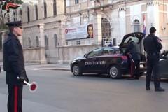 Carabinieri in azione a Bari, quattro arresti e diverse denunce