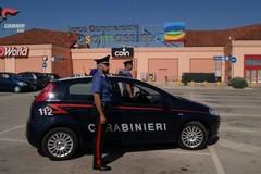 Tentato furto al centro commerciale a Casamassima, nei guai un 30enne