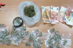 Nasconde droga e un ordigno artigianale di 400 grammi: arrestato 17enne in provincia di Bari
