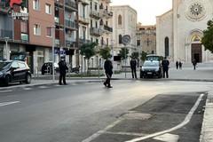 """Bari, due sanzioni durante i controlli anti Covid in città: """"Dato positivo"""""""