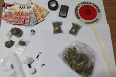 Rutigliano, spaccio di droga: arrestate due persone