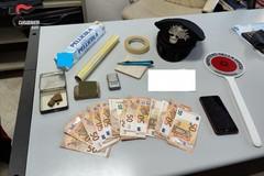 Spaccio di droga in provincia di Bari: un arresto e due denunce ad Adelfia