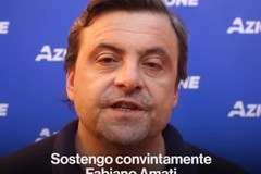 L'endorsement di Carlo Calenda per Amati contro Emiliano