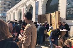 """""""Carta al tesoro"""", in 200 partecipano al gioco a squadre a Bari vecchia"""