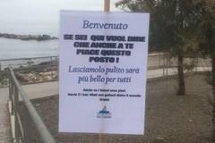 San Cataldo, pulizia della spiaggia e inizio lavori di ripristino