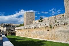 La cultura si riprende i propri spazi, a Bari riapre il Castello Svevo