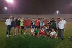 Rugby, Martin Castrogiovanni al Della Vittoria per l'open day delle Tigri Bari