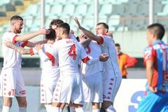 Frattali miracoloso nel recupero, il Bari si salva a Catania. Sarao risponde a Cianci: 1-1