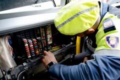 Nel camion aveva una centralina per alterare i tempi di guida, scatta la maxi multa