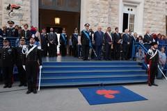 L'Arma dei Carabinieri compie 205 anni, la cerimonia a Bari