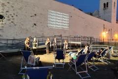 A Bari vecchia l'estate culturale post-Covid, cinema all'aperto nel parco archeologico