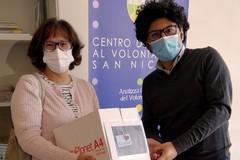 """Libreria di Bari e Csv """"San Nicola"""" donano 1.200 volumi alle associazioni di volontariato"""